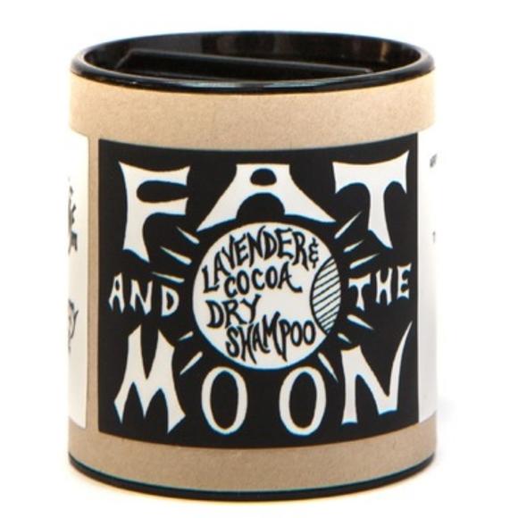 EUC Fat and the Moon Lavender & Cocoa Dry Shampoo